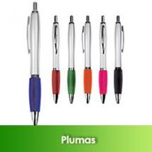 Bolígrafos y artículos de oficina